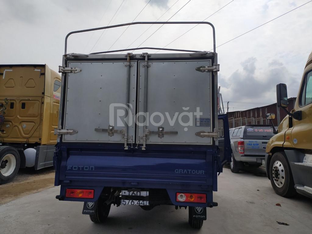 Bán xe tải FOTON 1.5L 900kg