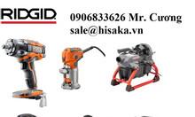 Phân phối thiết bị Ridgid chính hãng