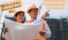 Báo giá xây dựng nhà trọn gói, xây dựng phần thô công trình