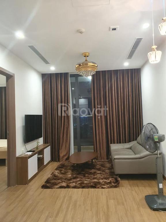 Cho thuê chung cư cao cấp Skylake Phạm Hùng 2PN đầy đủ nội thất 81m2