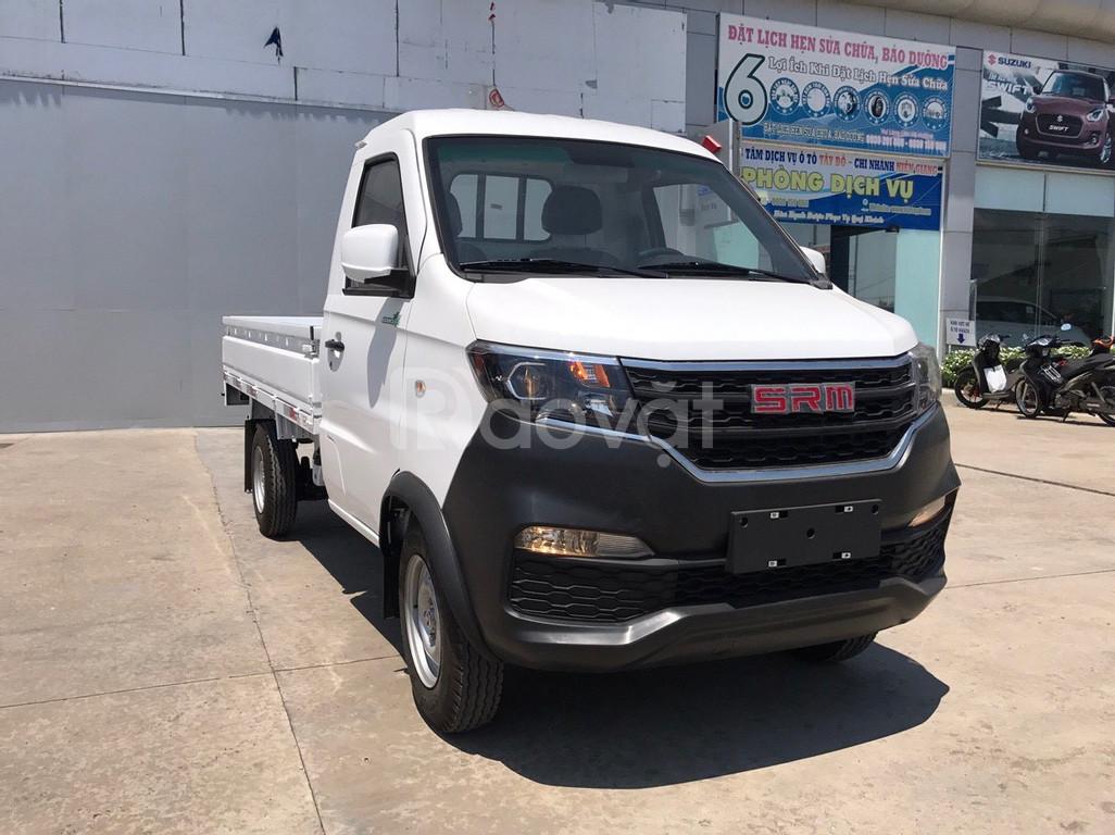 Xe tải Foton 1.5L máy khỏe + 850kg giá ưu đãi