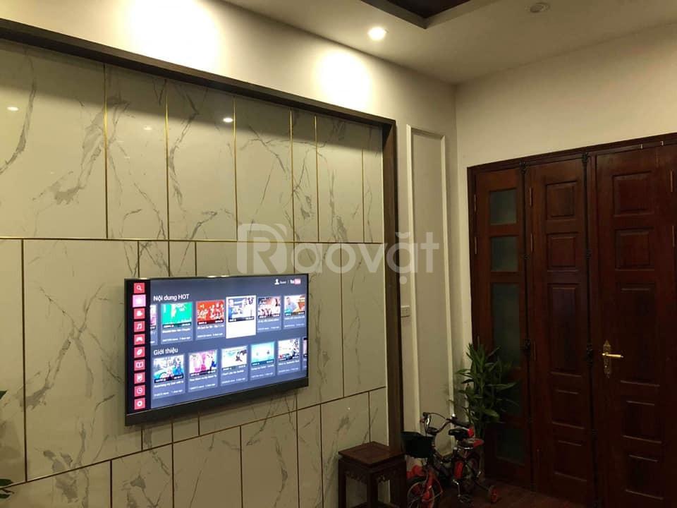 Nhà đẹp DT rộng Trương Định Đại La, 45m2 4 tầng, MT 4.2m, 3.3 tỷ