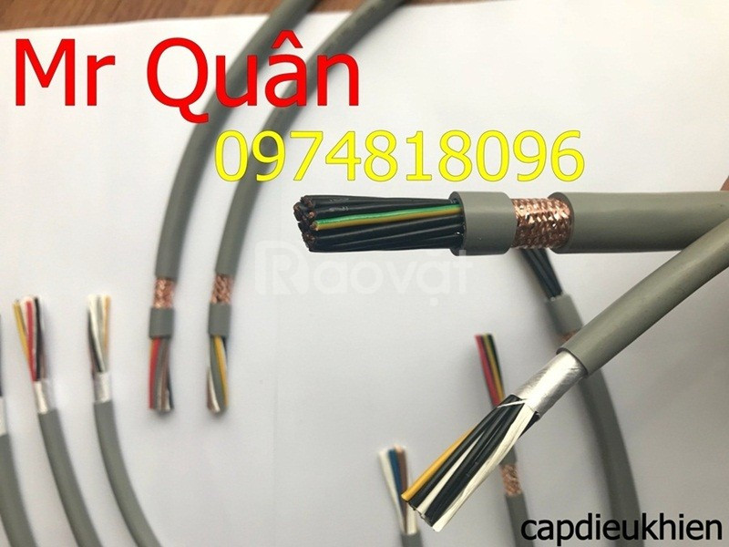 Phân phối dây cáp điều khiển chống nhiễu Altek Kabel