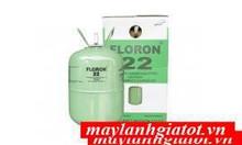 Bán gas lạnh Floron R22 bình 13.6 kg - 0902809949