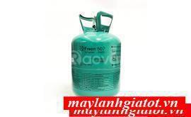 Gas lạnh Chemours Freon R507a USA - ĐIện máy Thành Đạt