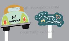 In hashtag chụp hình, in pp bồi fomat, hashtag đám cưới, hashtag sinh