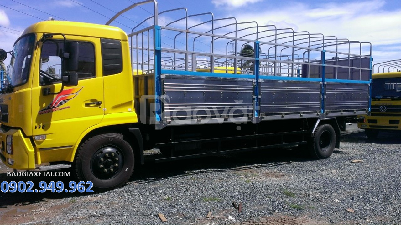 Xe tải Dongfeng Hoàng Huy 9T1 thùng 7M5|Giá giảm 30 triệu 2019