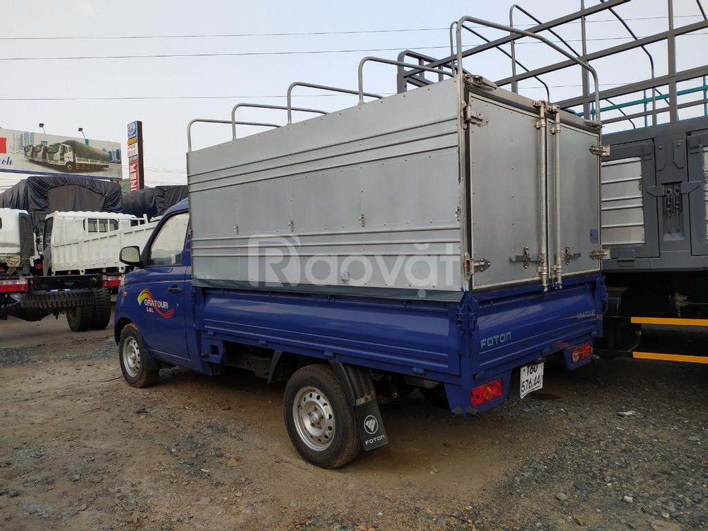 Báo giá xe tải 900kg