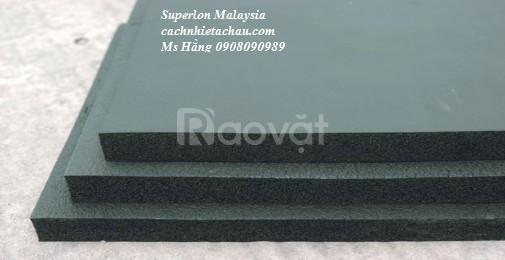 Tấm cao su superlon malaysia cách nhiệt cơ điện lạnh