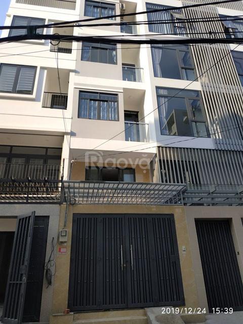 Cho nữ thuê phòng trọ quận Bình Thạnh, 25m2 mới đẹp, ban công, cửa sổ,