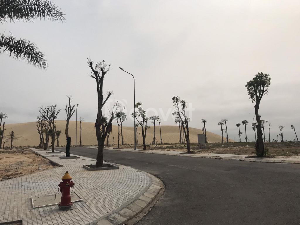 Bán lô đất nền mặt biển quảng bình dự án Gosabe city