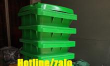 Cung cấp thùng rác 120 lít, thùng rác nhựa 120L, thùng đựng rác 120L