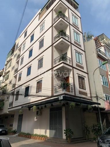 Bán gấp nhà 6 tầng, 10 PN mặt ngõ 182 Phú Diễn, ô tô đỗ cửa giá 6.5 tỷ