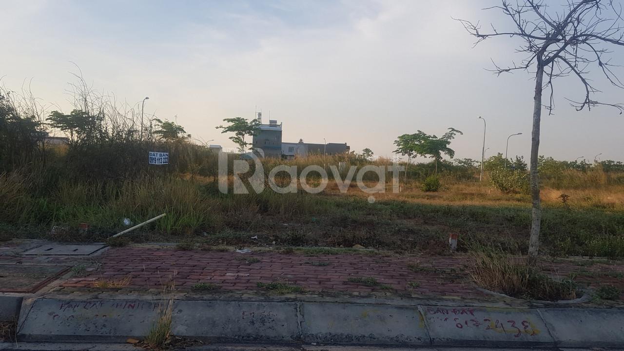 Đất nền Sổ đỏ T&T Thái Sơn Long Hậu.