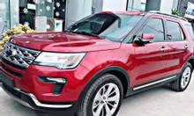 Ford Explorer, tặng ngay quà tặng trị giá hơn 300 triệu
