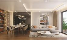 CH 2PN 2WC 2 logia 86 m2 thiết kế hiện đại - nội thất cao cấp