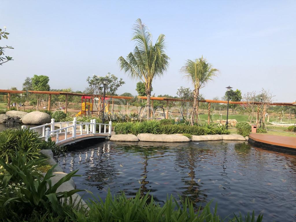 Đất nền biệt thự Saigon Garden Hưng Thịnh quận 9
