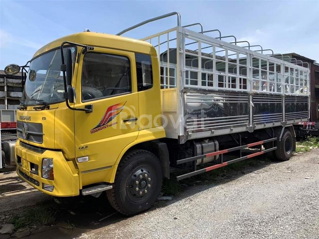 Xe tải Dongfeng Hoàng Huy 9 tấn|Dongfeng 9 tấn thùng 7M5