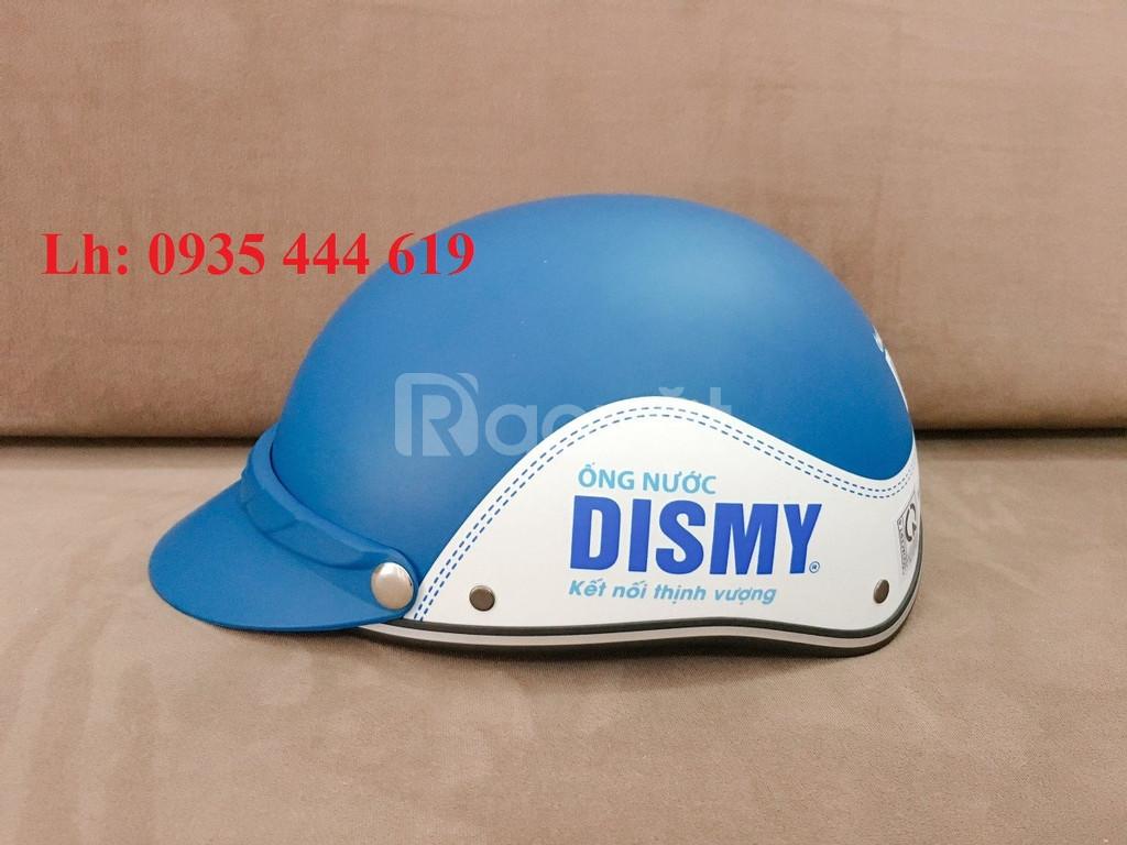 Mũ bảo hiểm quà tặng khách hàng giá rẻ tại Huế