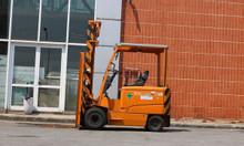 Xe nâng điện ngồi lái Komatsu FB20EX-11
