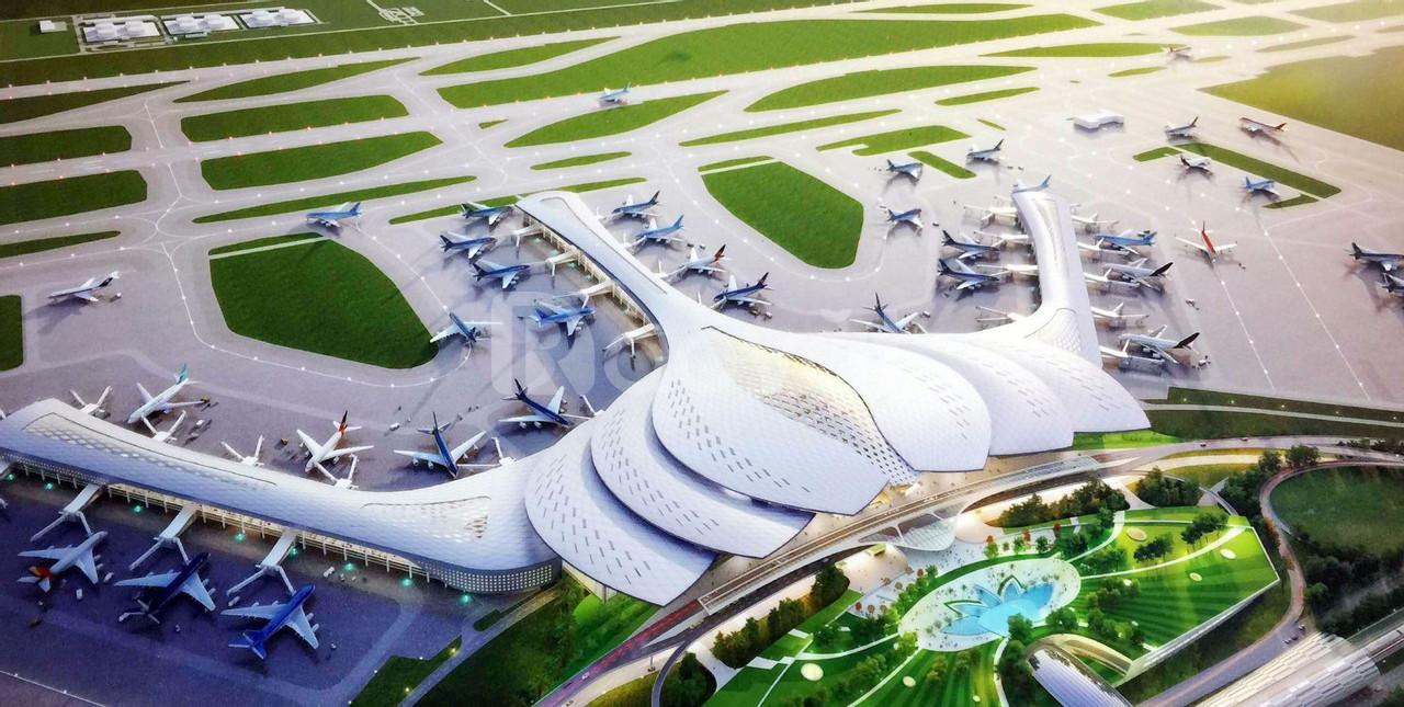 Nhà 1 trệt 2 lầu xây sẵn Đồng Nai sát sân bay Long Thành và Biên Hòa