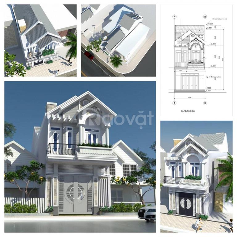 Báo giá xây dựng nhà trọn gói, xây dựng phần thô, Xây Dựng Kiến An