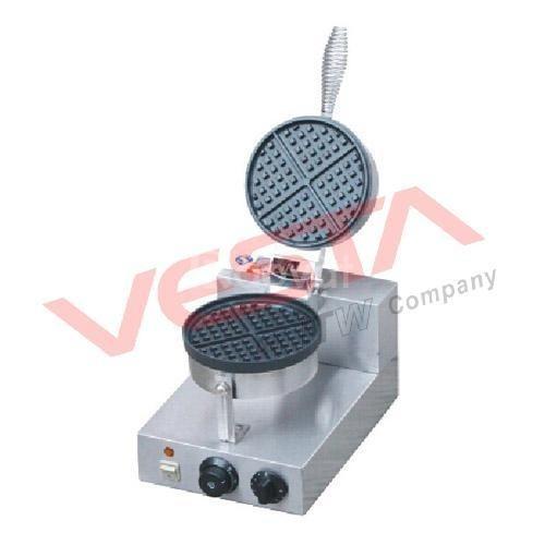 Máy làm bánh waffle tròn, Single-head Waffle Maker
