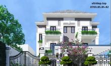 Bán biệt thự Nguyễn văn Linh quận 7 đang cho đại sứ quán Mỹ thuê