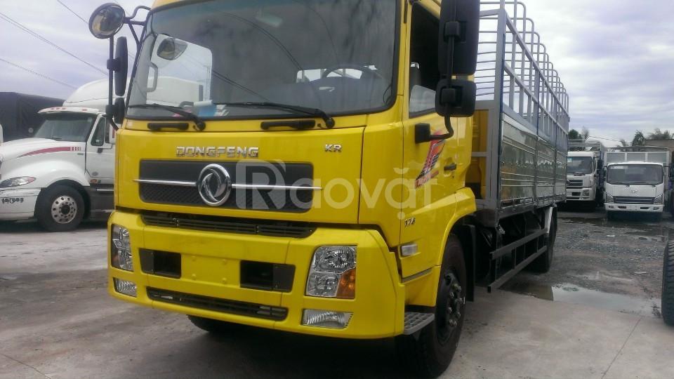 Xe tải 9T Dongfeng thùng 7 mét 5 Dongfeng 9T-2019