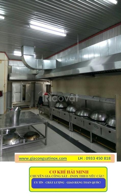 Chụp hút khói bếp inox 304 chất lượng cao