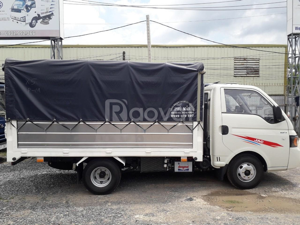 Xe tải nhỏ giá rẻ, jac x99   jac 1 tấn - jac 990kg giá rẻ +trả góp.