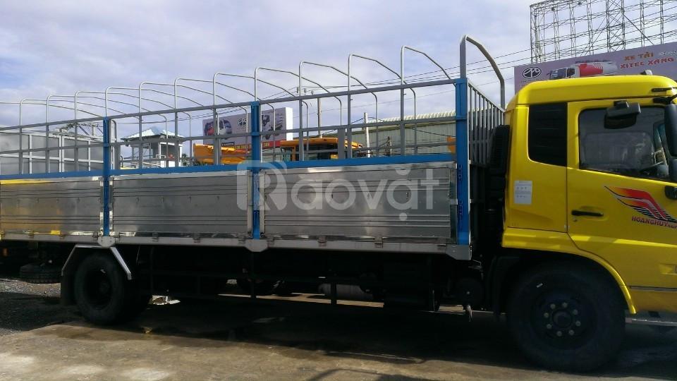 Xe tải Dongfeng 9T thùng 7m5|Dongfeng 9 tấn 2019