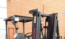 Xe nâng điện ngồi lái hiệu TCM FB25-6, 2002, V3000, SK 77N02688