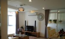 Cho thuê căn hộ 65m2 2PN tòa N3B khu đô thị Trung Hòa, nhà đẹp thoáng