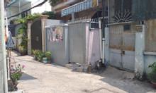 Cần bán gấp nhà trong hẻm đường Quang Trung