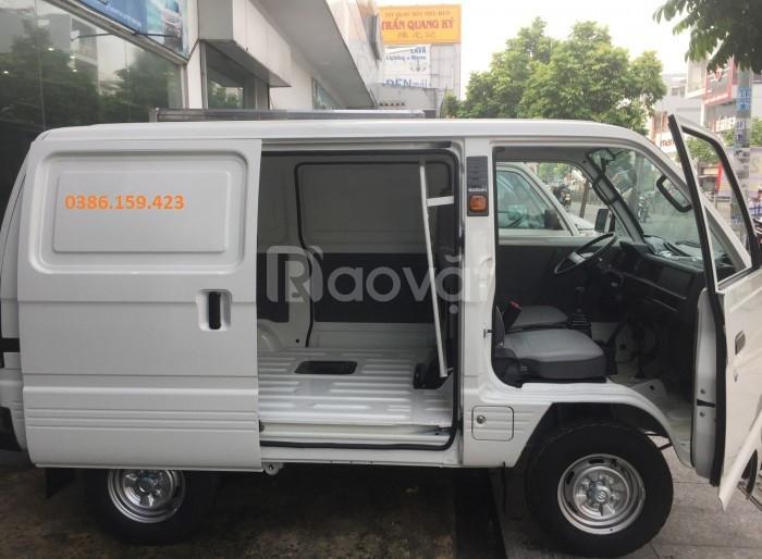 Xe tải su cóc 5 tạ ~ suzuki van 5 tạ, giá xe suzuki van mới 2020