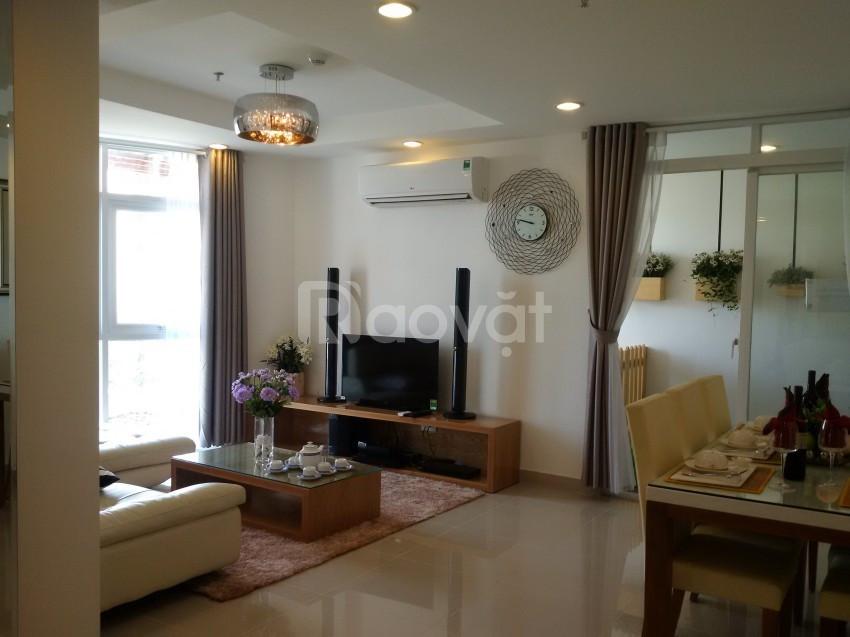 Cho thuê chung cư 183 Hoàng Văn Thái, Thanh Xuân 88m 2PN thoáng mát