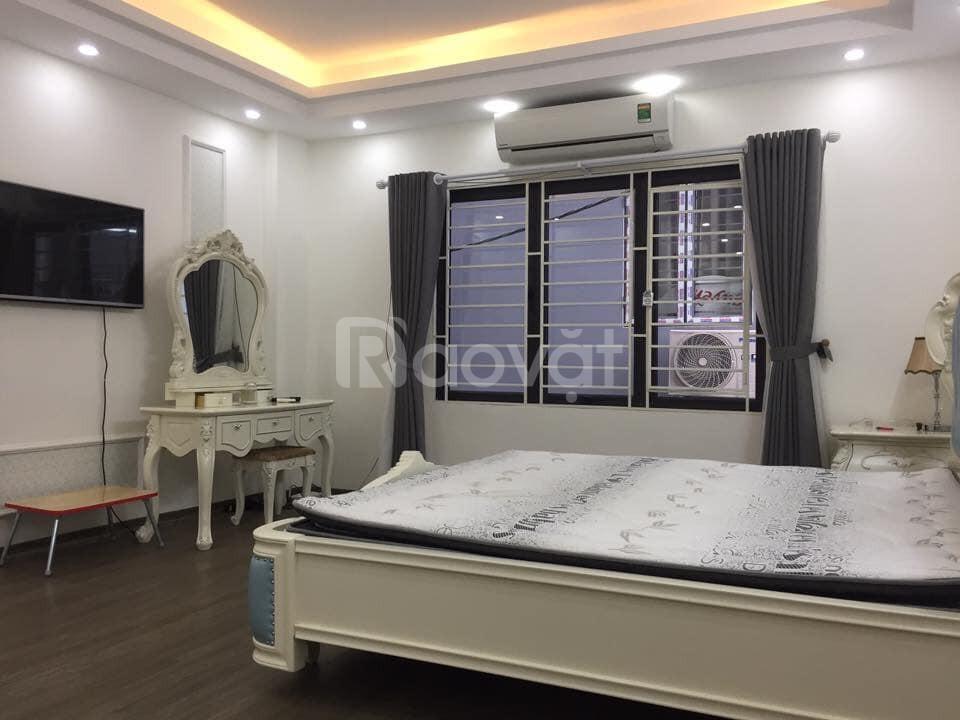 Nhà mới Trương Định, Tân Mai SĐCC 33m2 5 tầng, 2.8 tỷ