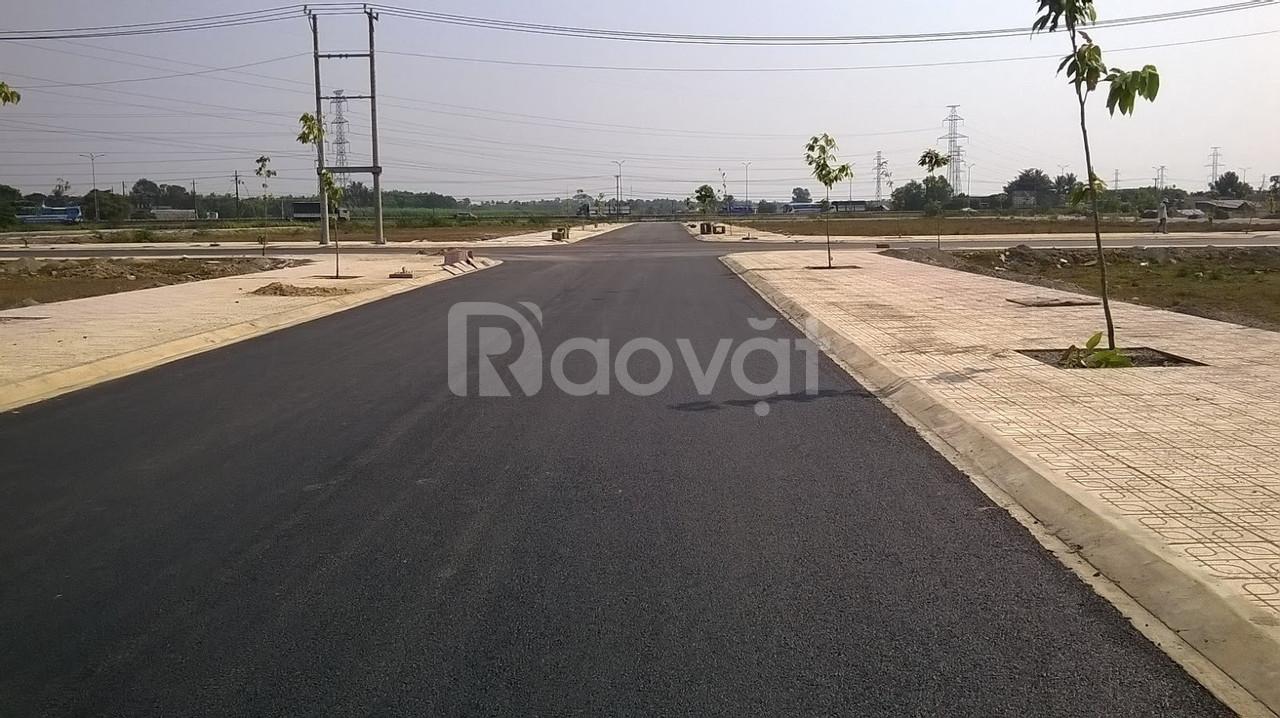 Đất nền có sổ ngay khu dân cư Tân Tạo chính chủ, thổ cư 100%