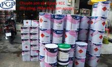 Đại lý sơn epoxy kcc không màu giá rẻ 0946758775