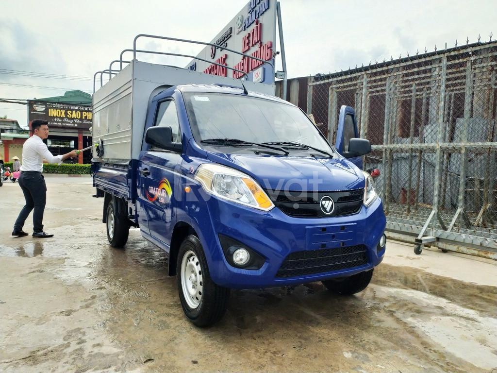 Xe tải Foton 1.5L 900kg + nhập khẩu 100%