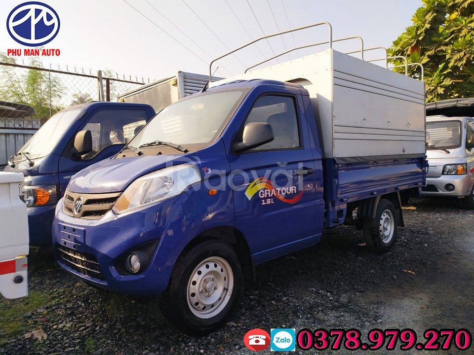 Bán xe tải Foton 1.5L 850kg - CHỈ 80 TRIỆU