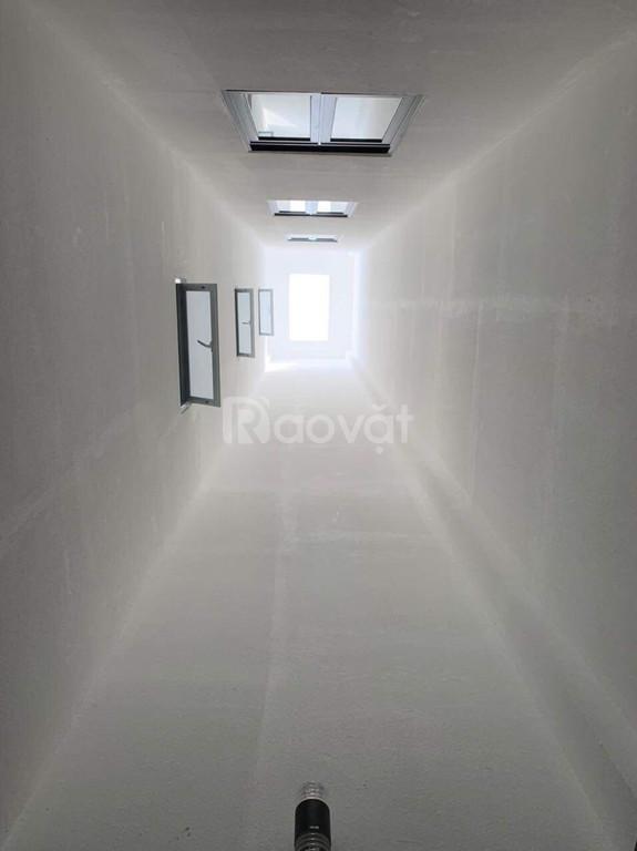 Mặt tiền KD Nguyễn Trung Trực P. 5 Bình Thạnh 72m2 6 tầng thang máy