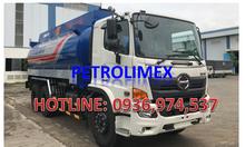 Bán xe bồn Hino 20 khối chở xăng dầu trả góp uy tín TPHCM