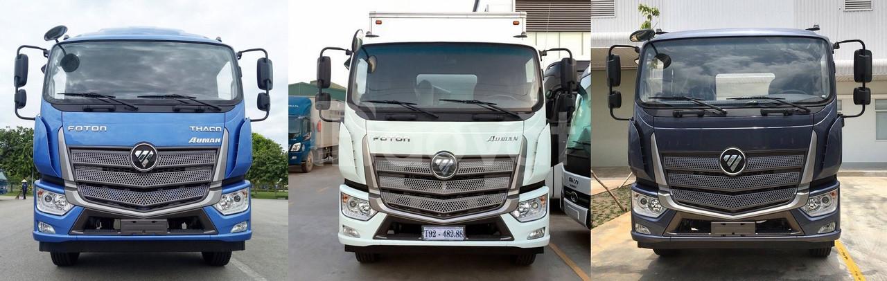 Thaco auman c160.e4 - xe tải 9 tấn tại hải dương