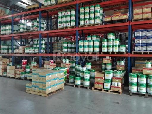 Đại lý cung cấp sơn Epoxy Nanpao chính hãng cho kết cấu sắt thép
