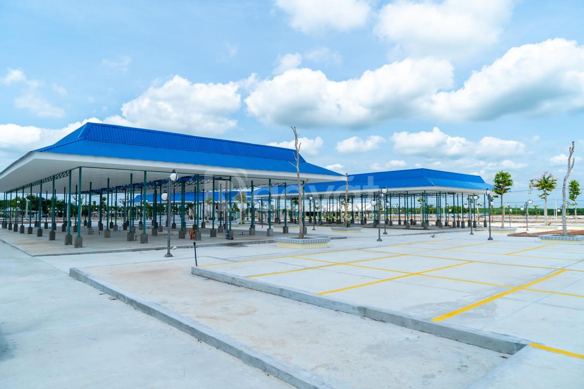 Ra mắt shophouse mặt tiền tuyến tránh QL14 hạ tầng hoàn thiện