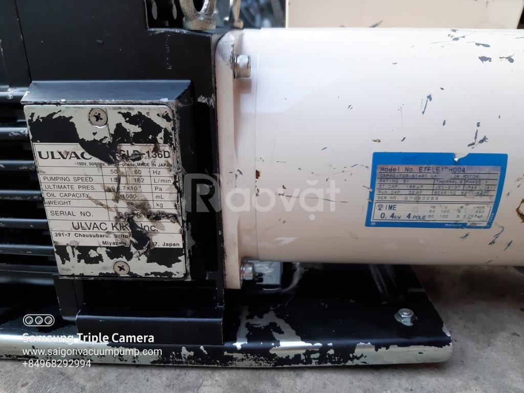 Máy bơm hút chân không / ULVAC KIKO, Inc. GVD-136D vacuum pump