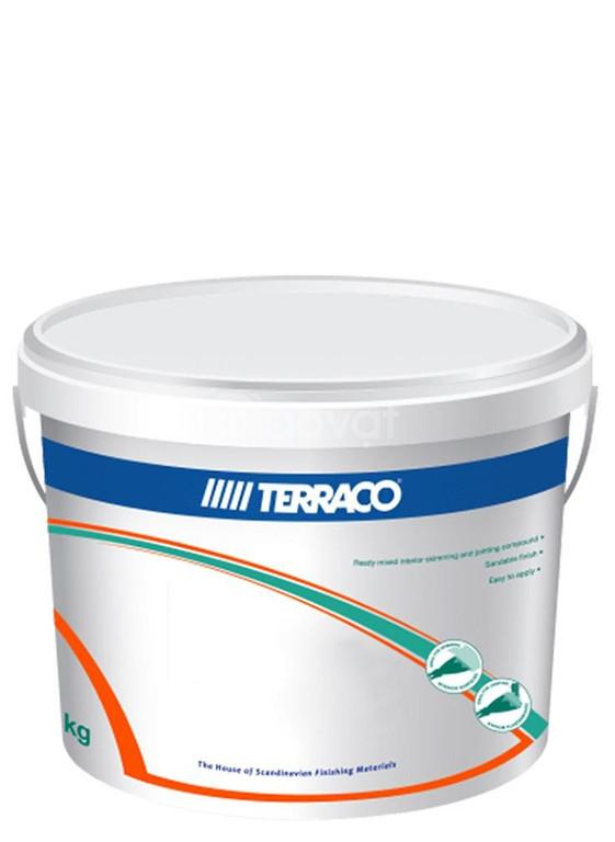 Cần mua sơn kẻ vạch Terraco Flexipave Line paint màu vàng thùng 25kg