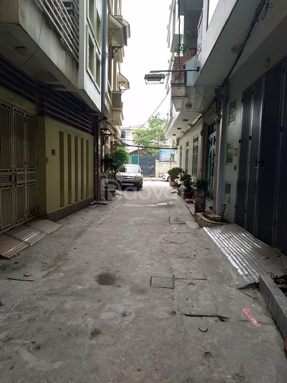 Nhà mới đẹp 30m2, 4 tầng, ôtô đỗ cửa tại phố Vĩnh Hưng 2.35 tỷ